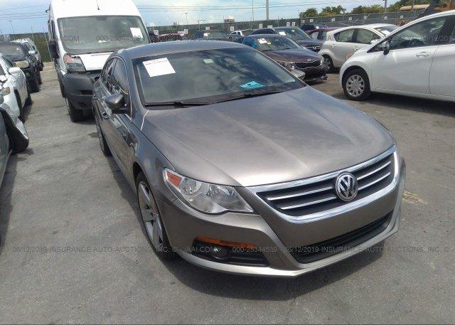 Inventory #650168258 2012 Volkswagen CC