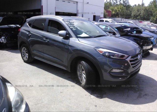 Inventory #102121877 2018 Hyundai TUCSON