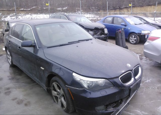 Inventory #539465466 2008 BMW 535