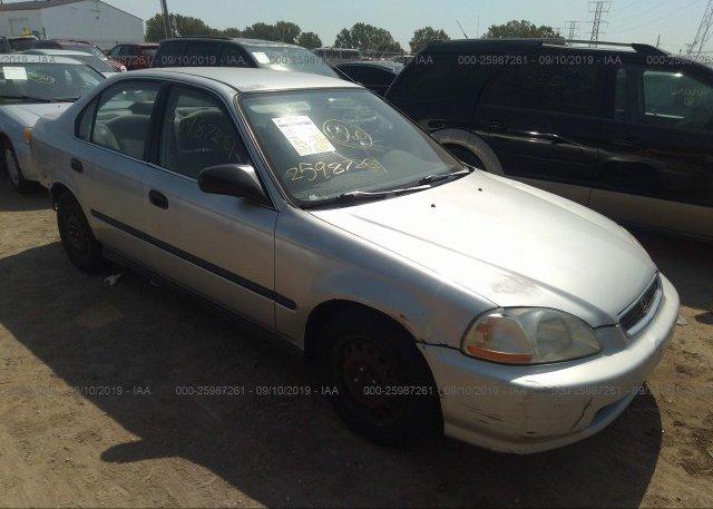 Inventory #748114197 1998 Honda CIVIC