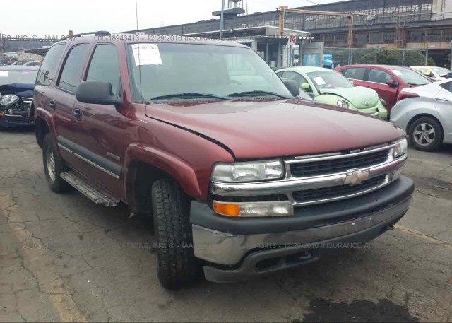 Inventory #825413067 2003 Chevrolet TAHOE