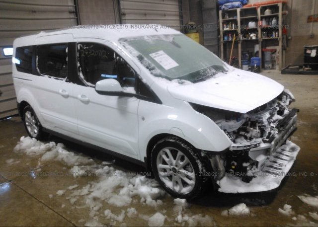 Inventory #847230358 2018 FORD TRANSIT CONNECT