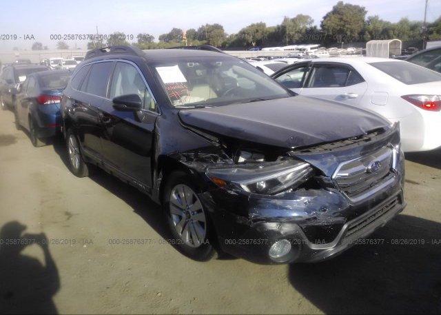 Inventory #899440820 2018 Subaru OUTBACK