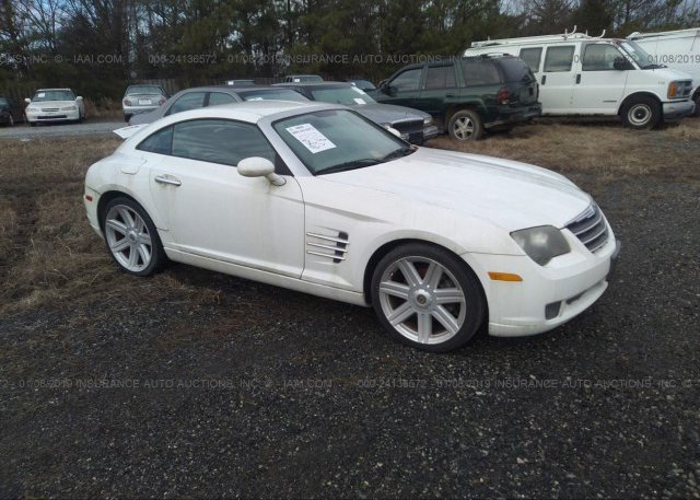 Inventory #133984935 2004 Chrysler CROSSFIRE