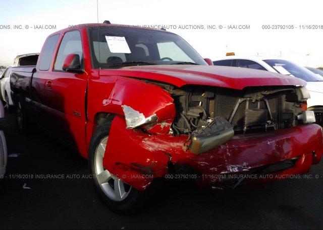 Inventory #915237557 2004 Chevrolet SILVERADO