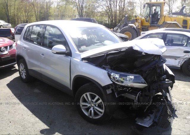 Inventory #403789807 2013 Volkswagen TIGUAN
