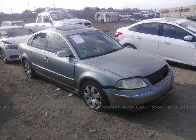 Inventory #350372317 2005 Volkswagen PASSAT