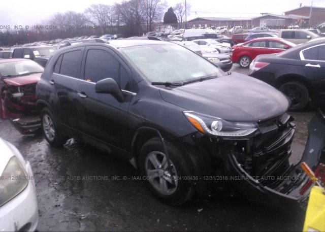 Inventory #470089248 2017 CHEVROLET TRAX