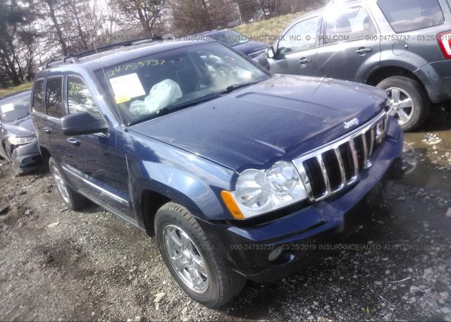 Inventory #408289560 2005 JEEP GRAND CHEROKEE