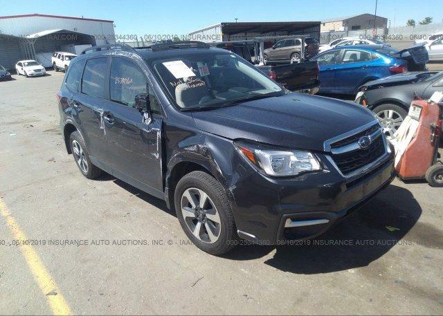 Inventory #196117556 2018 Subaru FORESTER