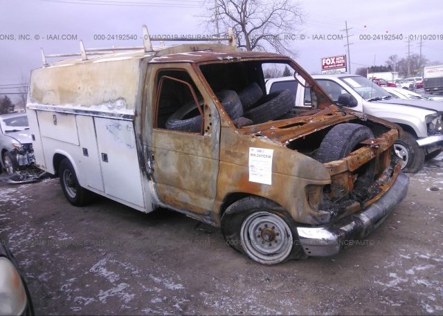 Inventory #596995007 2005 FORD ECONOLINE