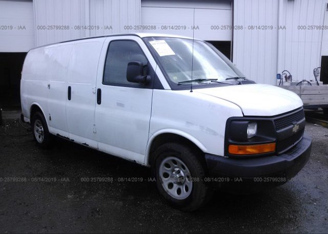 Inventory #578632433 2013 Chevrolet EXPRESS G1500