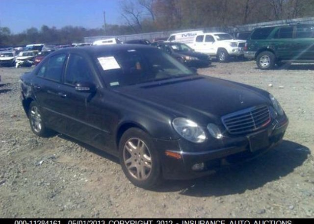 Bidding Ended On Wdbuf65j44a594627 Salvage Mercedes Benz E320 At