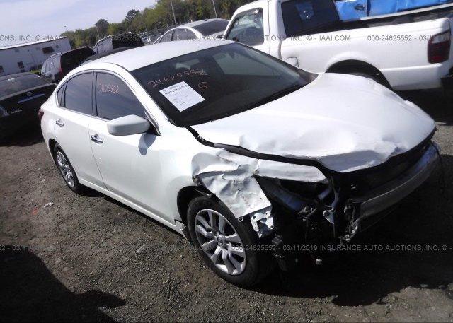 Inventory #306121988 2016 Nissan ALTIMA