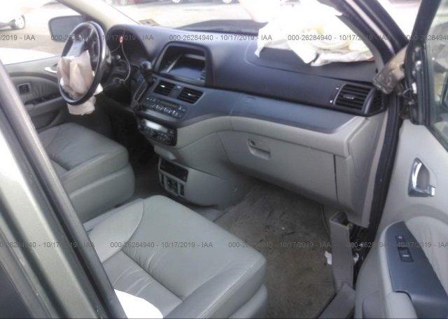 2007 Honda ODYSSEY - 5FNRL38847B093675