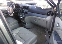 2007 Honda ODYSSEY - 5FNRL38847B093675 close up View