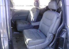 2007 Honda ODYSSEY - 5FNRL38847B093675 front view