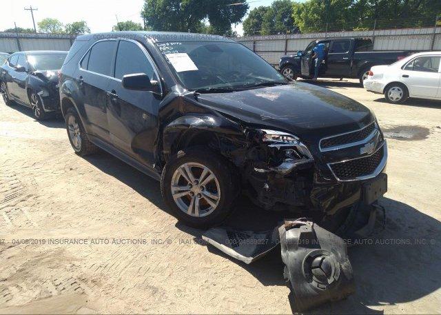 Inventory #435669216 2012 Chevrolet EQUINOX