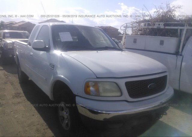 Inventory #663456496 2002 FORD F150