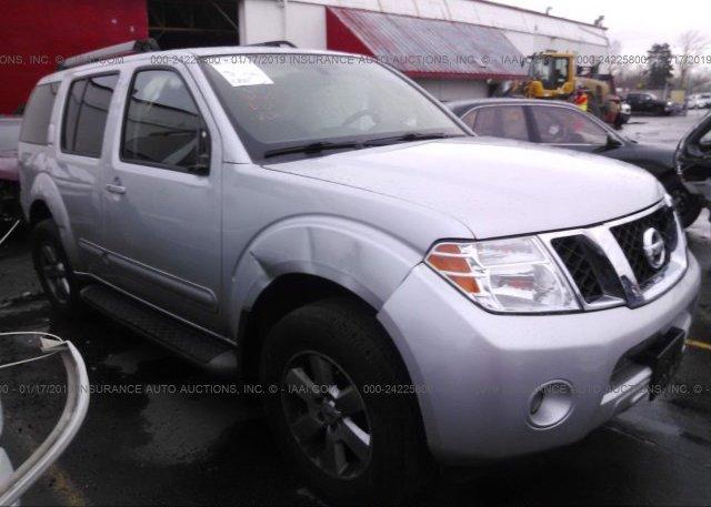 Inventory #955624924 2012 Nissan PATHFINDER