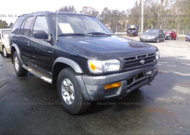 Inventory #691515367 1996 Nissan PATHFINDER