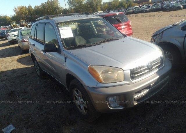 Inventory #455757350 2003 Toyota RAV4