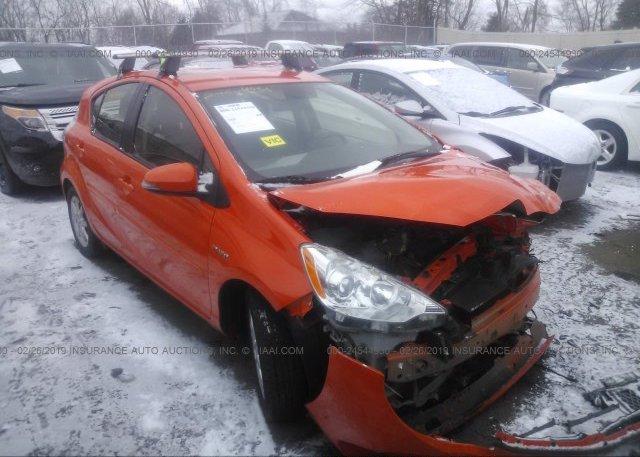 Inventory #669079707 2012 Toyota PRIUS C