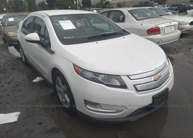 Inventory #682138844 2015 Chevrolet VOLT