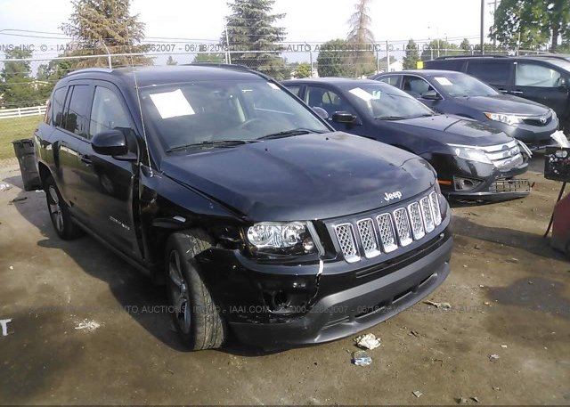 Inventory #848661602 2016 JEEP COMPASS