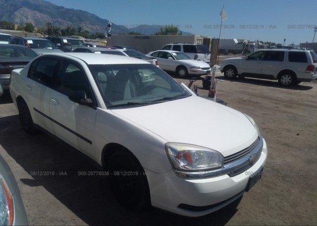 Inventory #292919712 2004 Chevrolet MALIBU