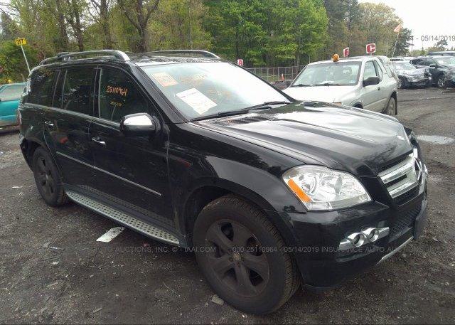 Inventory #755974477 2010 Mercedes-benz GL