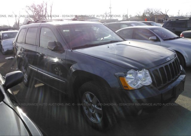 Inventory #500303916 2010 JEEP GRAND CHEROKEE