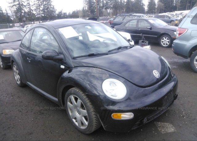 Inventory #301346351 2002 Volkswagen NEW BEETLE