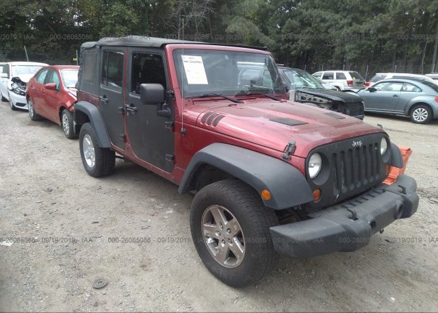 Inventory #325237586 2012 JEEP WRANGLER UNLIMITE
