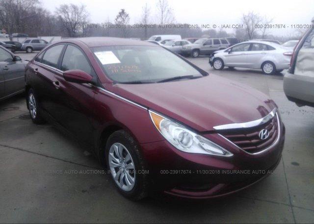 Inventory #502065583 2012 Hyundai SONATA