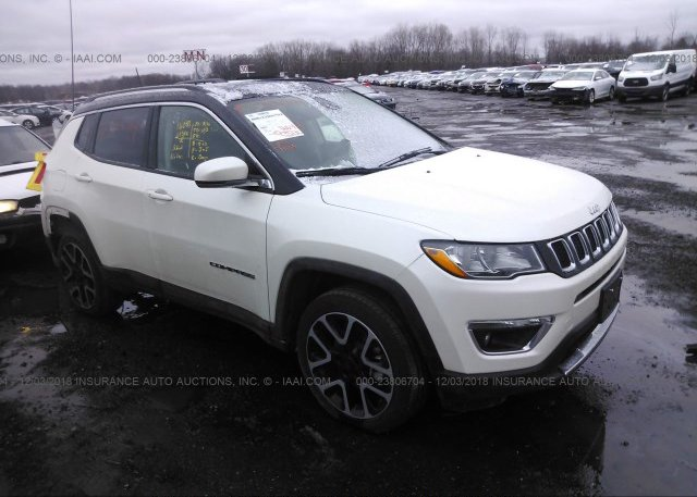Inventory #755669432 2017 JEEP COMPASS