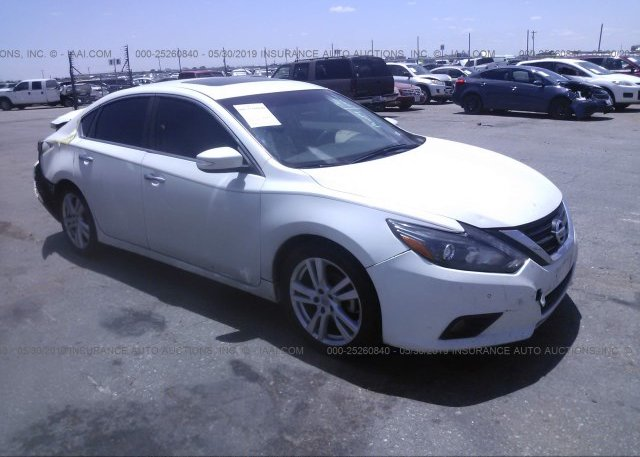 Inventory #415884590 2017 Nissan ALTIMA