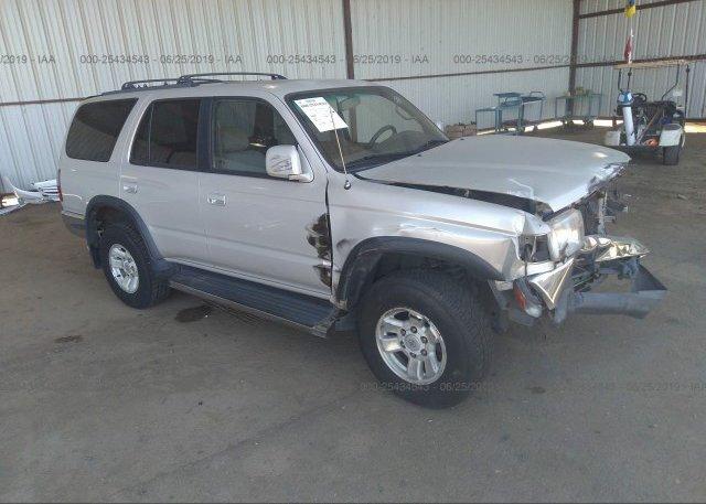 Inventory #258341986 1998 Toyota 4RUNNER