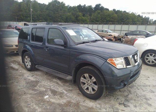 Inventory #185935561 2005 Nissan PATHFINDER
