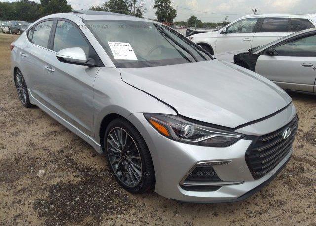 Inventory #983396681 2018 Hyundai ELANTRA