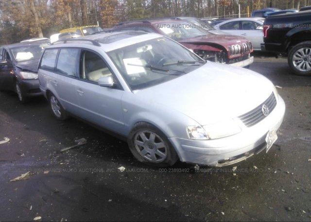 Inventory #653417752 2000 Volkswagen PASSAT