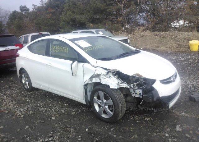 Inventory #451164962 2013 Hyundai ELANTRA