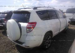 2010 Toyota RAV4 - 2T3RF4DV1AW075225 rear view