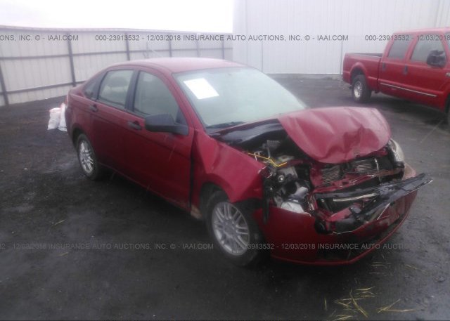 Inventory #815163120 2011 FORD FOCUS