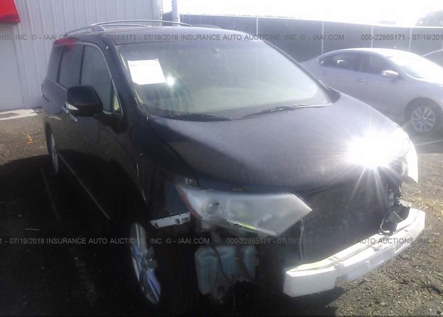 Inventory #753738370 2012 Nissan QUEST