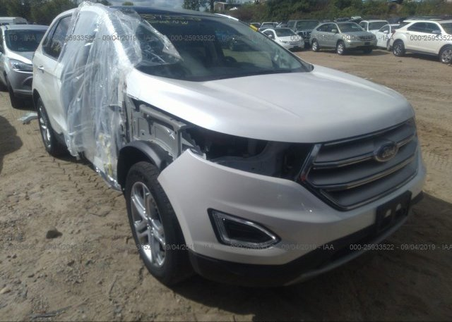 Inventory #182542272 2015 FORD EDGE