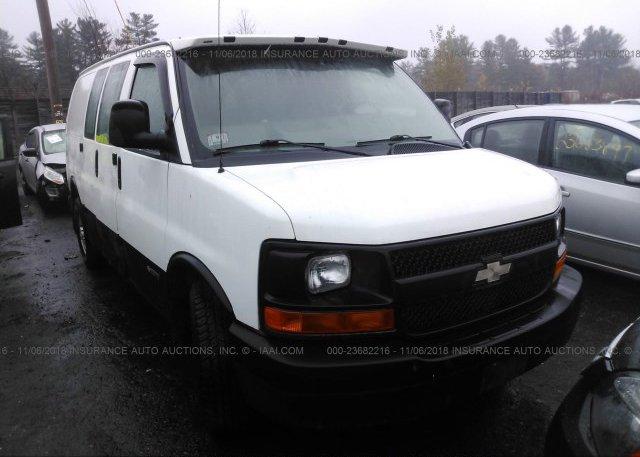 Inventory #771419190 2003 Chevrolet EXPRESS G2500
