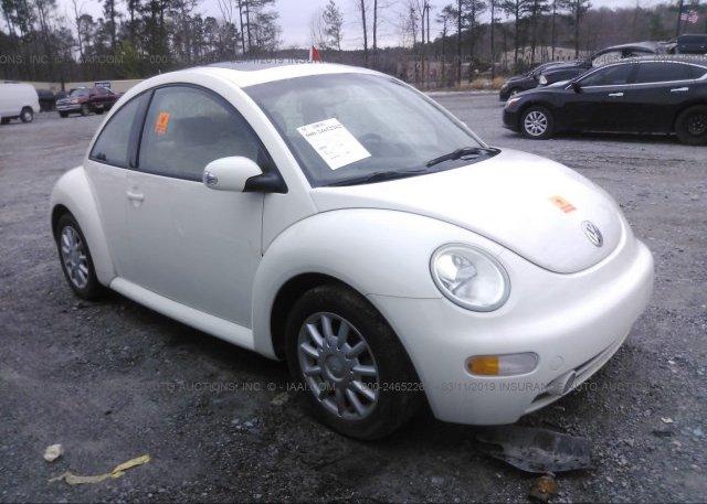 Inventory #534643216 2005 Volkswagen NEW BEETLE