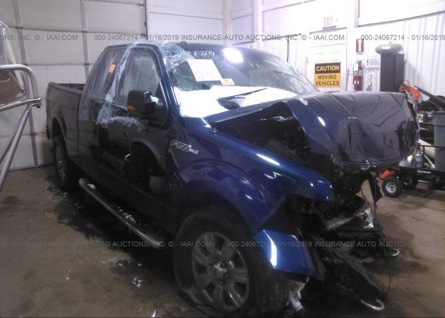 Inventory #753090697 2010 FORD F150