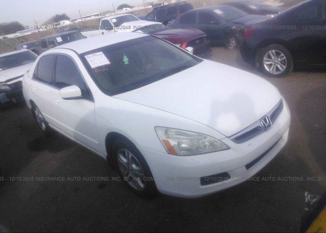 Inventory #646235456 2007 Honda ACCORD